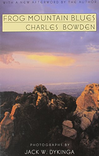 Frog Mountain Blues - Charles Bowden