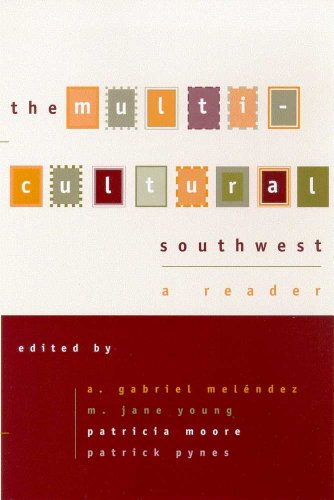 The Multi-cultural Southwest: A Reader - A. Gabriel Melendez; M. Jane Young; Patricia Moore; Patrick Pynes
