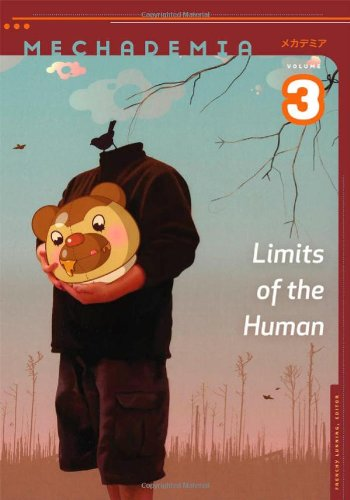 Mechademia 3: Limits of the Human - Frenchy Lunning