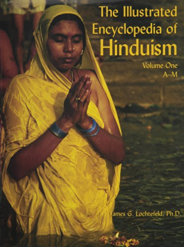 The Illustrated Encyclopedia of Hinduism (2 Volume Set) - James G. Lochtefeld