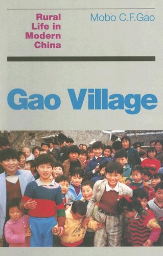 Gao Village: Rural Life in Modern China - Mobo C. F. Gao