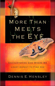 More Than Meets the Eye: Encountering God Where We Least Expect to Find Him