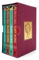Cherry Ames Boxed Set 13-16