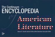 The Continuum Encyclopedia of American Literature