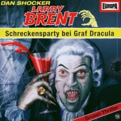 Schreckensparty bei Graf Dracula (Folge 18) - Larry Brent
