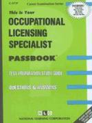 Occupational Licensing Specialist