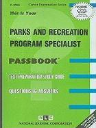 Parks and Recreation Program Specialist