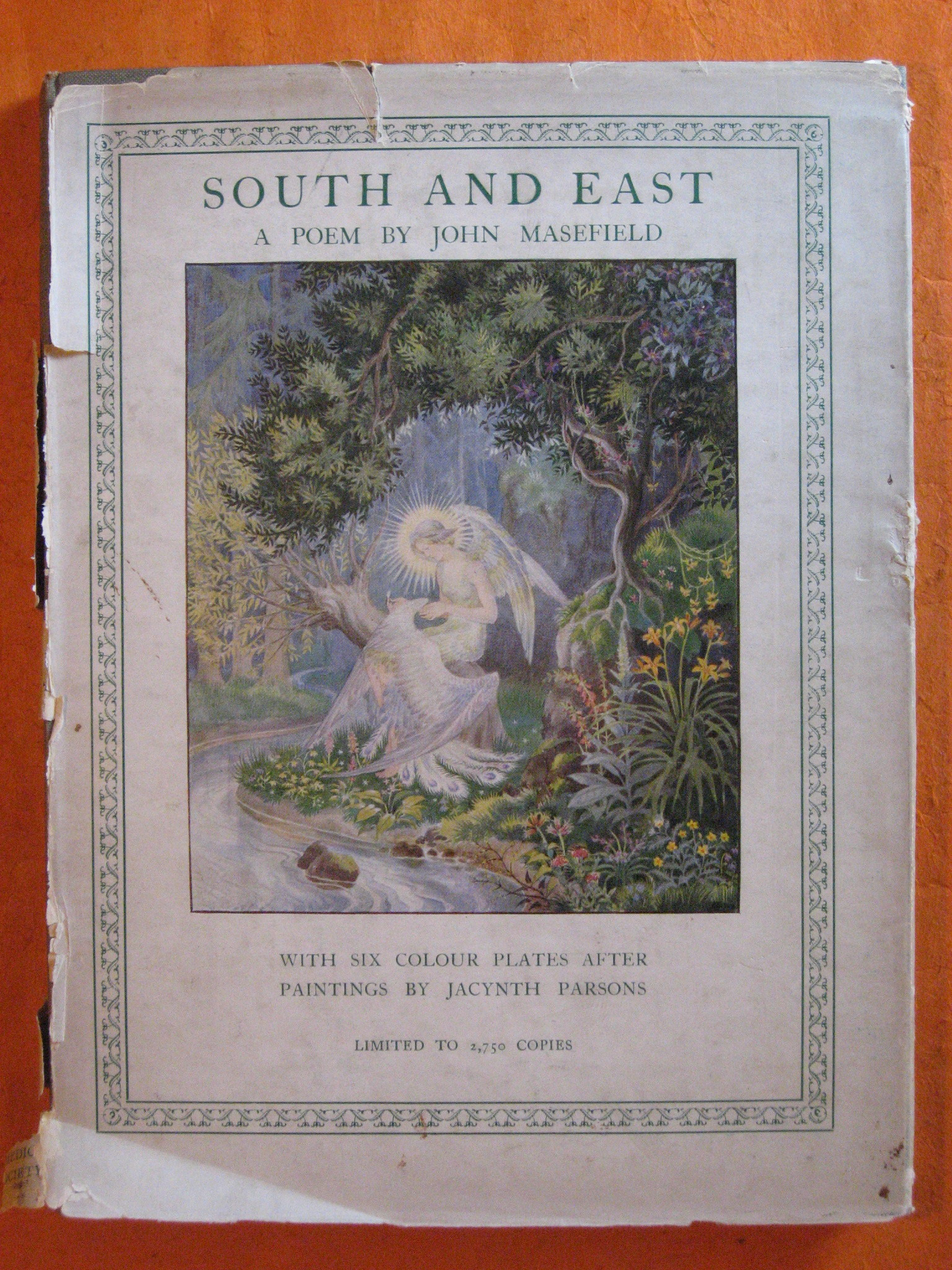 South and East - Masefield, John