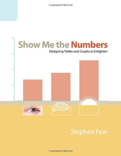 Show Me the Numbers: Designing Tables and Graphs to Enlighten - Stephen Few
