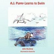 A.J. Puppy Learns to Swim