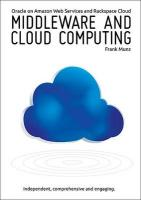 Middleware and Cloud Computing: Oracle on Amazon, Rackspace and Rightscale