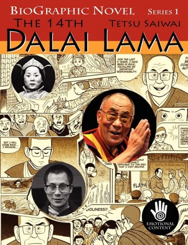 BioGraphic Novel (Series 1): The 14th Dalai Lama - Tetsu Saiwai