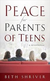 Peace for Parents of Teens