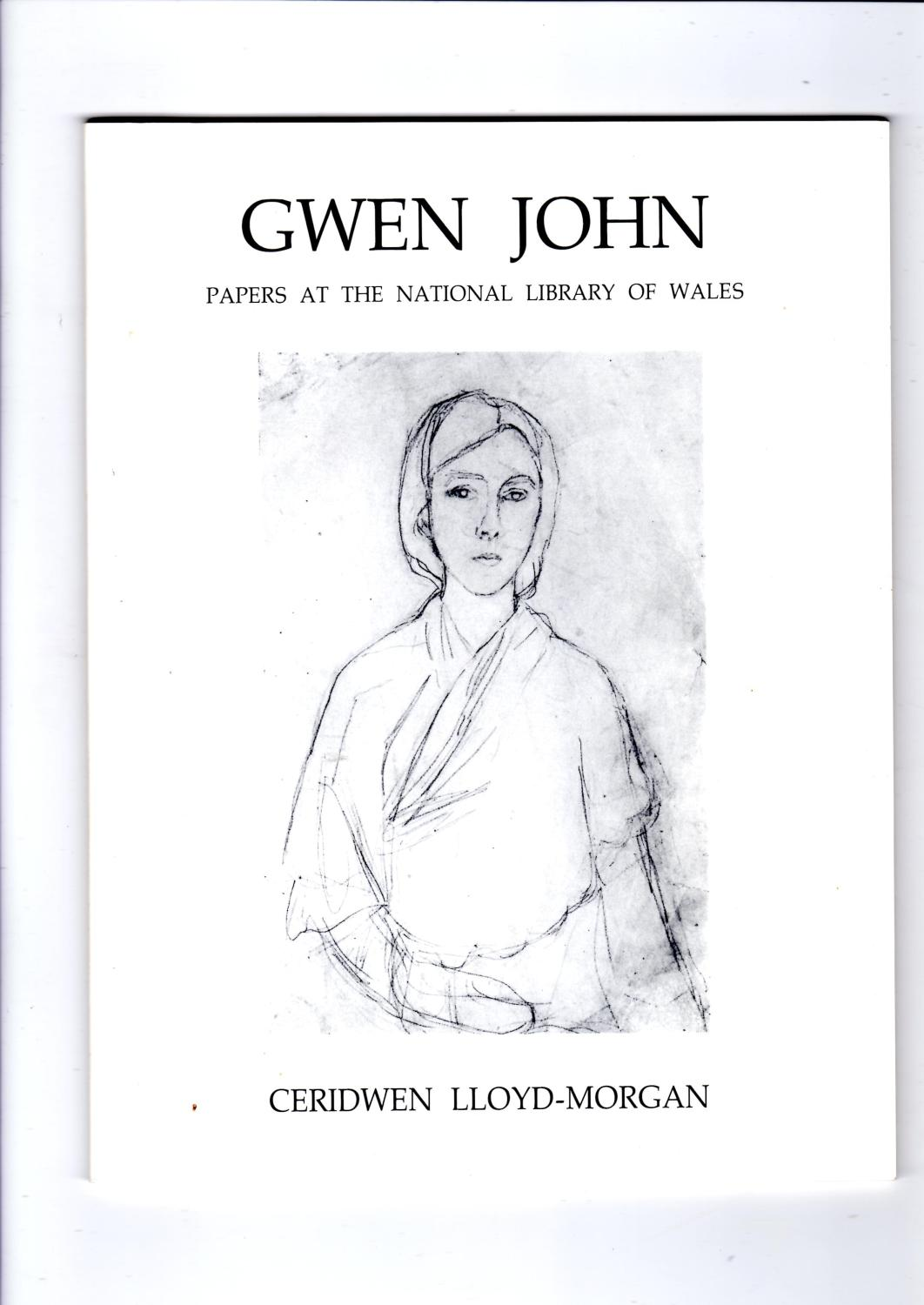 Gwen John papers at the National Library of Wales - Ceridwen Lloyd-Morgan