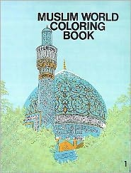 Zeenat's Coloring Books Set Bk. 1: Mosques