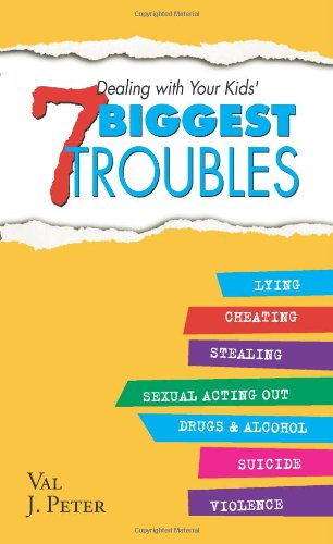 Dealing With Your Kids': 7 Biggest Problems (Indiana University Uralic and Altaic Series) - Val J. Peter