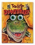 Ten Little Dinosaurs Picture Book