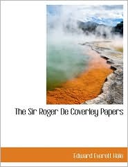 Sir Roger de Coverley Papers