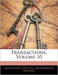 Transactions, Volume 10