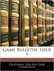 Game Bulletin, Issue 1