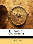 Horace at Cambridge