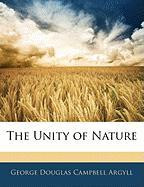 The Unity of Nature