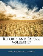 Reports and Papers, Volume 17