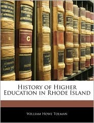 History of Higher Education in Rhode Island