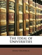 The Ideal of Universities