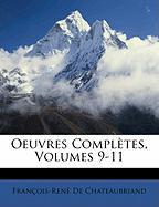 Oeuvres Compltes, Volumes 9-11