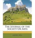 The Journal of the Society or Arts