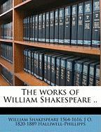 The Works of William Shakespeare .. Volume 5