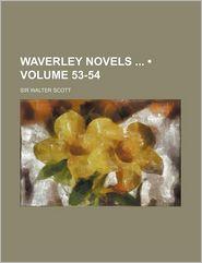 Waverley Novels (53-54)