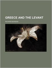 Greece and the Levant