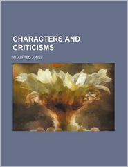 Characters and Criticisms