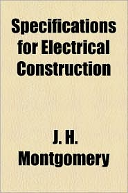 Specifications for Electrical Construction