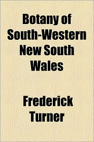 Botany of South-Western New South Wales