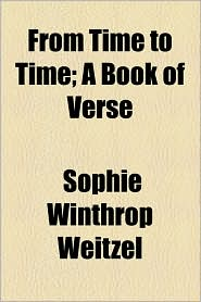 From Time to Time; A Book of Verse
