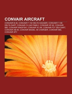 Convair aircraft