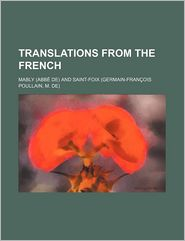 Translations from the French