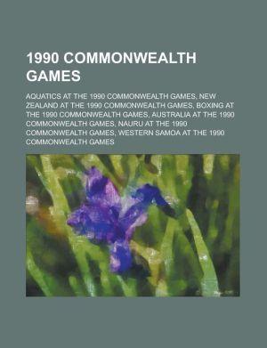 1990 Commonwealth Games: Aquatics at the 1990 Commonwealth Games, New Zealand at the 1990 Commonwealth Games