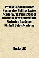 Private Schools in New Hampshire: Phillips Exeter Academy