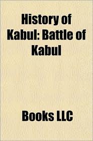 History of Kabul: Battle of Kabul