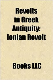 Revolts in Greek Antiquity: Ionian Revolt