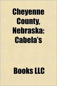 Cheyenne County, Nebraska: Cabela's