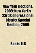 New York Elections, 2009: New York's 23rd Congressional District Special Election, 2009