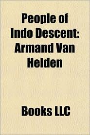 People of Indo Descent: Armand Van Helden