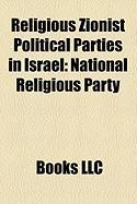 Religious Zionist Political Parties in Israel: National Religious Party