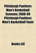 Pittsburgh Panthers Men's Basketball Seasons: 2008-09 Pittsburgh Panthers Men's Basketball Team