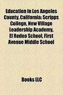 Education in Los Angeles County, California: Scripps College
